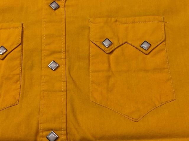 5月8日(水)マグネッツ大阪店、夏ヴィンテージ&スニーカー入荷!! #9 VintageShirt編! 40\'s RopingStitch & BoxShirt!!_c0078587_204710.jpg