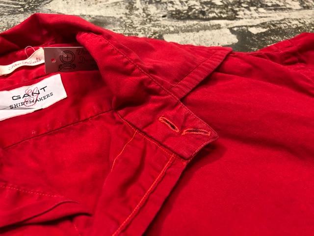 5月8日(水)マグネッツ大阪店、夏ヴィンテージ&スニーカー入荷!! #9 VintageShirt編! 40\'s RopingStitch & BoxShirt!!_c0078587_2102670.jpg