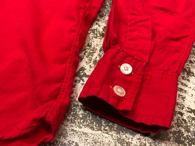 5月8日(水)マグネッツ大阪店、夏ヴィンテージ&スニーカー入荷!! #9 VintageShirt編! 40\'s RopingStitch & BoxShirt!!_c0078587_2105781.jpg