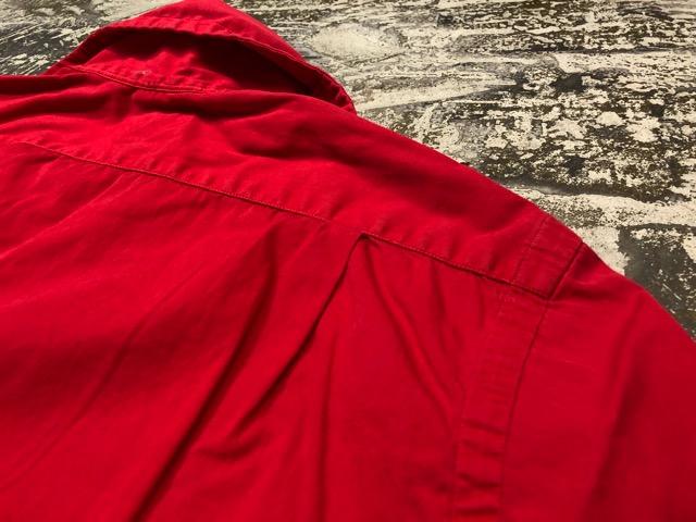 5月8日(水)マグネッツ大阪店、夏ヴィンテージ&スニーカー入荷!! #9 VintageShirt編! 40\'s RopingStitch & BoxShirt!!_c0078587_2112514.jpg