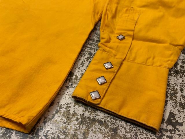 5月8日(水)マグネッツ大阪店、夏ヴィンテージ&スニーカー入荷!! #9 VintageShirt編! 40\'s RopingStitch & BoxShirt!!_c0078587_212187.jpg