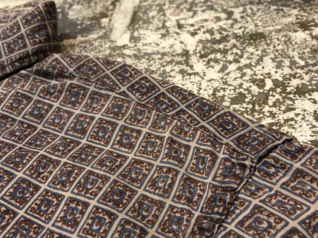 5月8日(水)マグネッツ大阪店、夏ヴィンテージ&スニーカー入荷!! #9 VintageShirt編! 40\'s RopingStitch & BoxShirt!!_c0078587_2125395.jpg