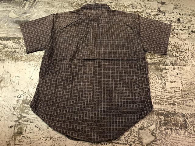 5月8日(水)マグネッツ大阪店、夏ヴィンテージ&スニーカー入荷!! #9 VintageShirt編! 40\'s RopingStitch & BoxShirt!!_c0078587_212846.jpg