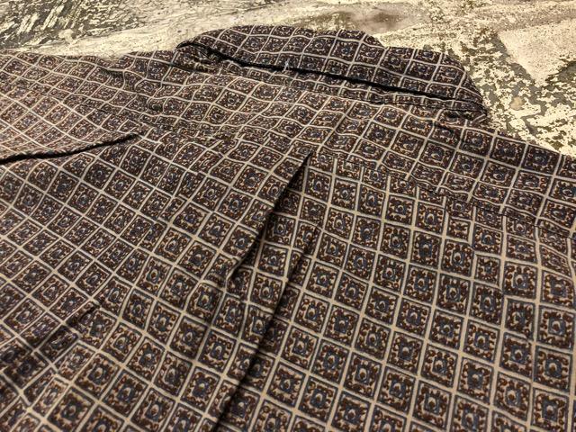 5月8日(水)マグネッツ大阪店、夏ヴィンテージ&スニーカー入荷!! #9 VintageShirt編! 40\'s RopingStitch & BoxShirt!!_c0078587_2133488.jpg