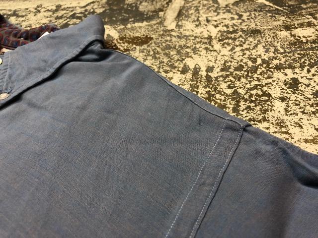 5月8日(水)マグネッツ大阪店、夏ヴィンテージ&スニーカー入荷!! #9 VintageShirt編! 40\'s RopingStitch & BoxShirt!!_c0078587_214245.jpg
