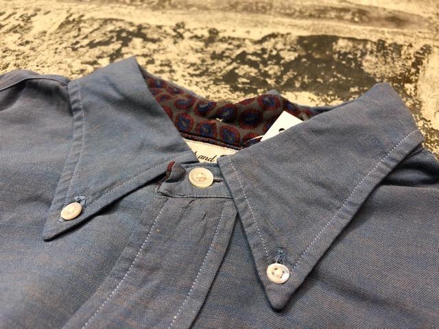 5月8日(水)マグネッツ大阪店、夏ヴィンテージ&スニーカー入荷!! #9 VintageShirt編! 40\'s RopingStitch & BoxShirt!!_c0078587_2145348.jpg