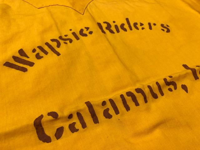 5月8日(水)マグネッツ大阪店、夏ヴィンテージ&スニーカー入荷!! #9 VintageShirt編! 40\'s RopingStitch & BoxShirt!!_c0078587_21513.jpg