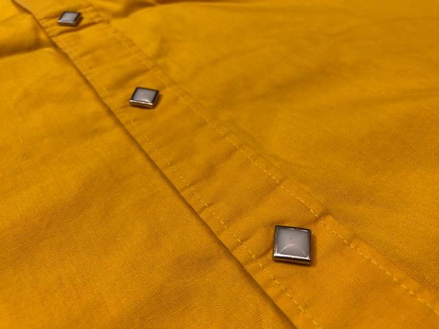 5月8日(水)マグネッツ大阪店、夏ヴィンテージ&スニーカー入荷!! #9 VintageShirt編! 40\'s RopingStitch & BoxShirt!!_c0078587_2197.jpg