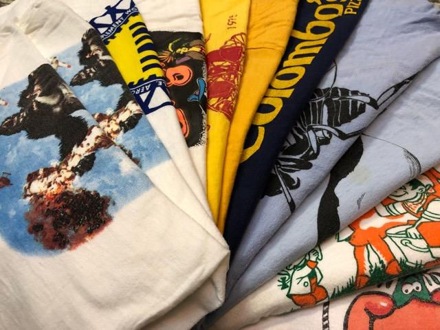 5月8日(水)マグネッツ大阪店、夏ヴィンテージ&スニーカー入荷!! #6 VintagePrintTeeShirt編! Budweiser & KingKongFilm!!_c0078587_222055.jpg