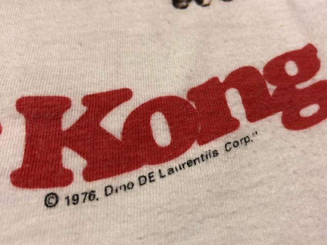 5月8日(水)マグネッツ大阪店、夏ヴィンテージ&スニーカー入荷!! #6 VintagePrintTeeShirt編! Budweiser & KingKongFilm!!_c0078587_223144.jpg