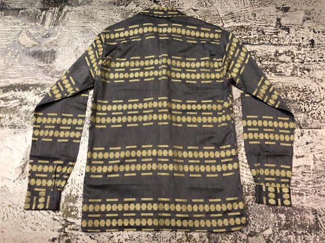 5月8日(水)マグネッツ大阪店、夏ヴィンテージ&スニーカー入荷!! #9 VintageShirt編! 40\'s RopingStitch & BoxShirt!!_c0078587_2232100.jpg