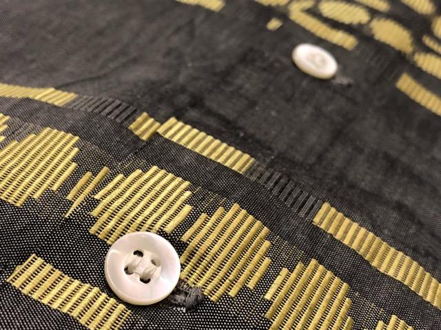 5月8日(水)マグネッツ大阪店、夏ヴィンテージ&スニーカー入荷!! #9 VintageShirt編! 40\'s RopingStitch & BoxShirt!!_c0078587_232335.jpg