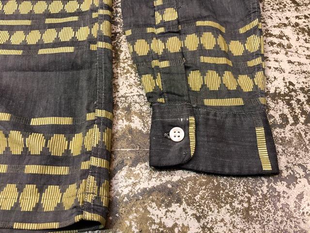 5月8日(水)マグネッツ大阪店、夏ヴィンテージ&スニーカー入荷!! #9 VintageShirt編! 40\'s RopingStitch & BoxShirt!!_c0078587_233429.jpg