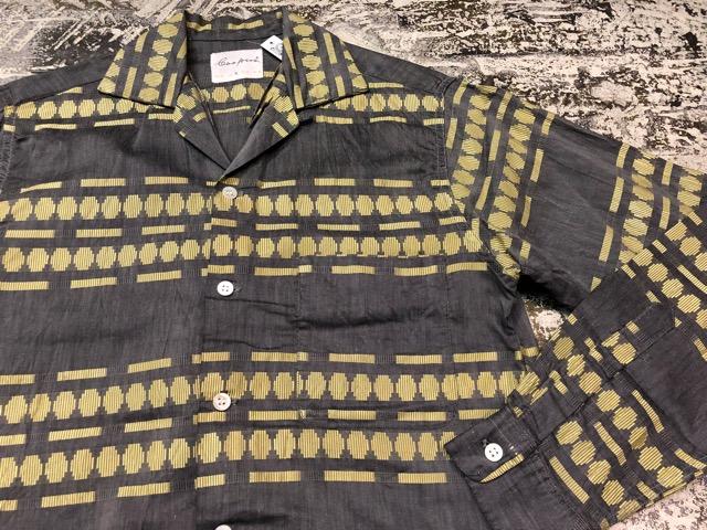 5月8日(水)マグネッツ大阪店、夏ヴィンテージ&スニーカー入荷!! #9 VintageShirt編! 40\'s RopingStitch & BoxShirt!!_c0078587_2376.jpg