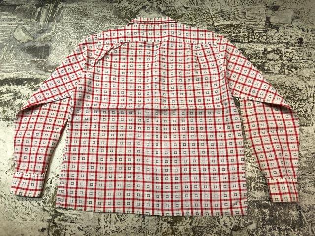 5月8日(水)マグネッツ大阪店、夏ヴィンテージ&スニーカー入荷!! #9 VintageShirt編! 40\'s RopingStitch & BoxShirt!!_c0078587_24151.jpg