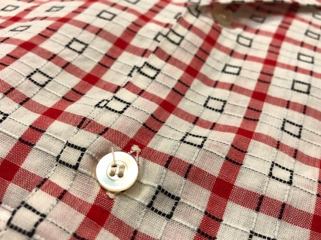 5月8日(水)マグネッツ大阪店、夏ヴィンテージ&スニーカー入荷!! #9 VintageShirt編! 40\'s RopingStitch & BoxShirt!!_c0078587_245673.jpg