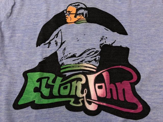 5月8日(水)マグネッツ大阪店、夏ヴィンテージ&スニーカー入荷!! #7 BandT & SolidT編! ROLLING STONES & Elton John!!_c0078587_2512614.jpg