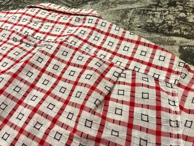 5月8日(水)マグネッツ大阪店、夏ヴィンテージ&スニーカー入荷!! #9 VintageShirt編! 40\'s RopingStitch & BoxShirt!!_c0078587_252945.jpg