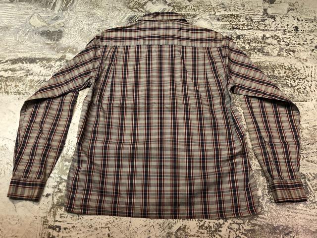 5月8日(水)マグネッツ大阪店、夏ヴィンテージ&スニーカー入荷!! #9 VintageShirt編! 40\'s RopingStitch & BoxShirt!!_c0078587_255473.jpg