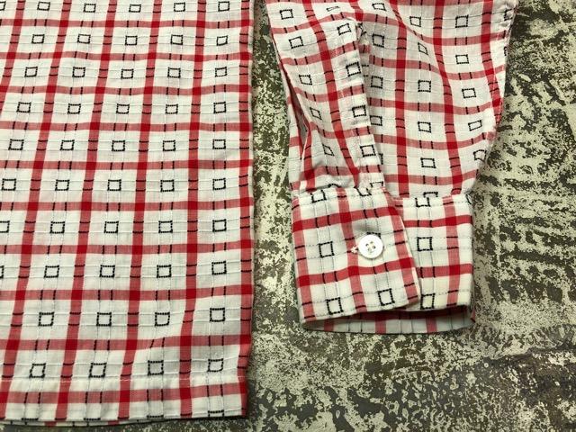 5月8日(水)マグネッツ大阪店、夏ヴィンテージ&スニーカー入荷!! #9 VintageShirt編! 40\'s RopingStitch & BoxShirt!!_c0078587_25652.jpg