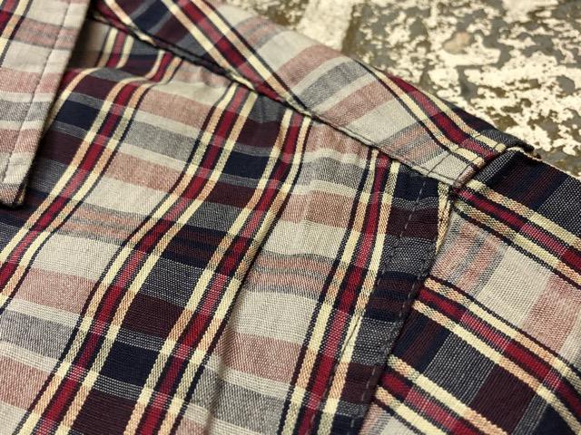 5月8日(水)マグネッツ大阪店、夏ヴィンテージ&スニーカー入荷!! #9 VintageShirt編! 40\'s RopingStitch & BoxShirt!!_c0078587_262467.jpg
