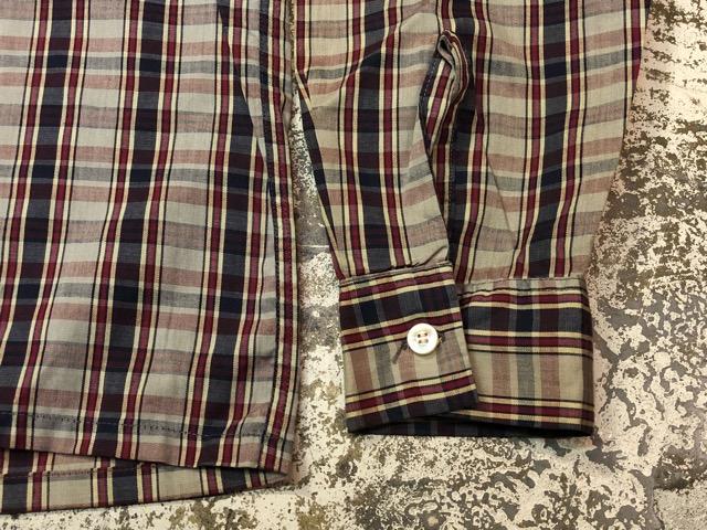 5月8日(水)マグネッツ大阪店、夏ヴィンテージ&スニーカー入荷!! #9 VintageShirt編! 40\'s RopingStitch & BoxShirt!!_c0078587_264344.jpg