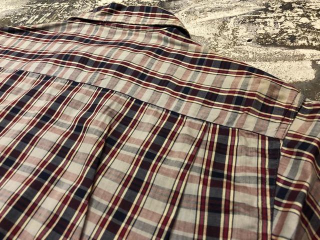 5月8日(水)マグネッツ大阪店、夏ヴィンテージ&スニーカー入荷!! #9 VintageShirt編! 40\'s RopingStitch & BoxShirt!!_c0078587_265445.jpg