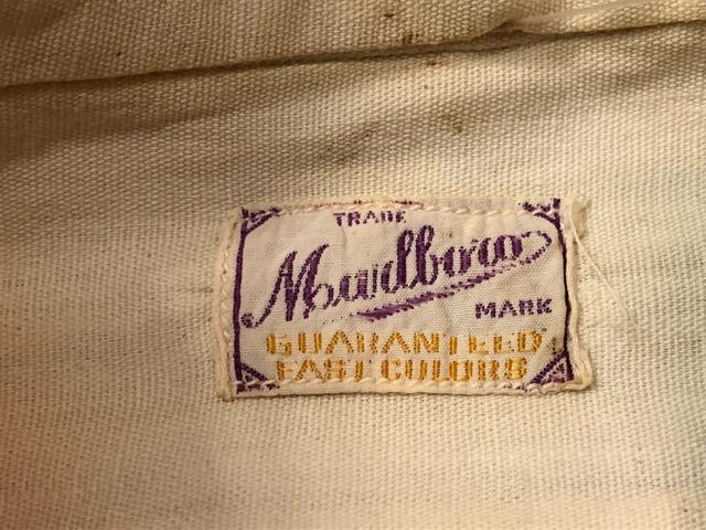 5月8日(水)マグネッツ大阪店、夏ヴィンテージ&スニーカー入荷!! #9 VintageShirt編! 40\'s RopingStitch & BoxShirt!!_c0078587_273953.jpg