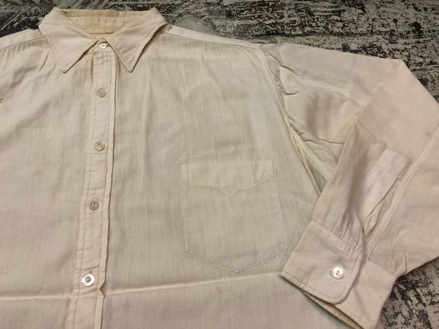 5月8日(水)マグネッツ大阪店、夏ヴィンテージ&スニーカー入荷!! #9 VintageShirt編! 40\'s RopingStitch & BoxShirt!!_c0078587_275914.jpg