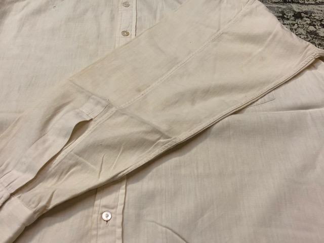 5月8日(水)マグネッツ大阪店、夏ヴィンテージ&スニーカー入荷!! #9 VintageShirt編! 40\'s RopingStitch & BoxShirt!!_c0078587_292769.jpg