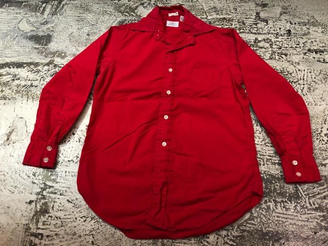 5月8日(水)マグネッツ大阪店、夏ヴィンテージ&スニーカー入荷!! #9 VintageShirt編! 40\'s RopingStitch & BoxShirt!!_c0078587_295058.jpg