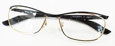 Zeque by ZEAL Optics(ゼクー バイ ジールオプティクス)偏光レンズ専用メタルフレームWalz Alt(ワルツ オルタ)限定ゴールドカラー入荷!_c0003493_12243394.jpg