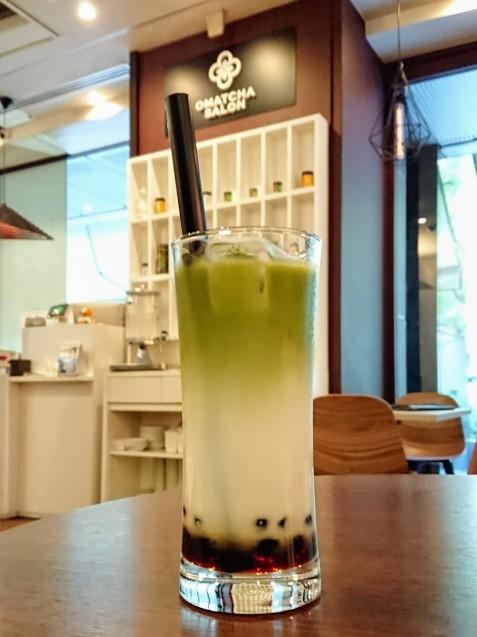 【淀屋橋】お抹茶サロン_e0167593_18432709.jpg