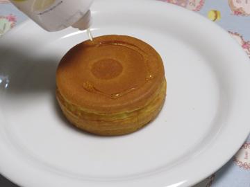 濃厚クリームチーズ・ハニーアップル_a0150910_13324337.jpg