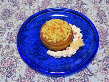 濃厚クリームチーズ・ハニーアップル_a0150910_13360492.jpg