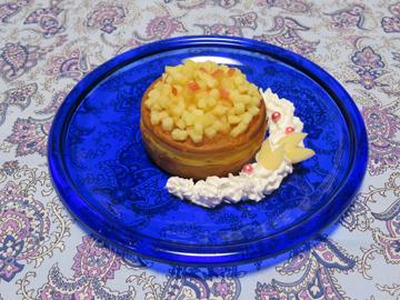 濃厚クリームチーズ・ハニーアップル_a0150910_13362102.jpg
