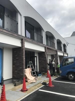 ■新店舗の顔工事。_d0350221_08100225.jpg