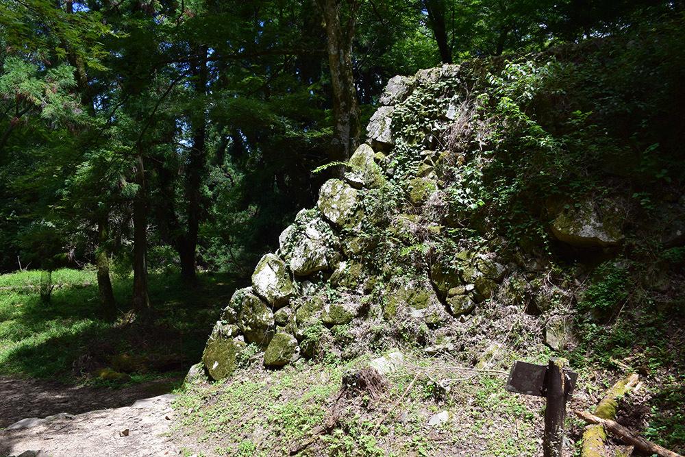 日本最大の山城、高取城登城記。 その4 <大手門~二ノ丸>_e0158128_11525536.jpg