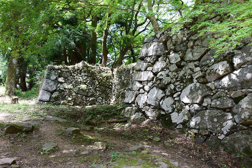 日本最大の山城、高取城登城記。 その4 <大手門~二ノ丸>_e0158128_11532268.jpg