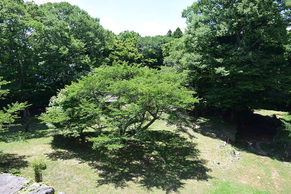 日本最大の山城、高取城登城記。 その4 <大手門~二ノ丸>_e0158128_13300090.jpg