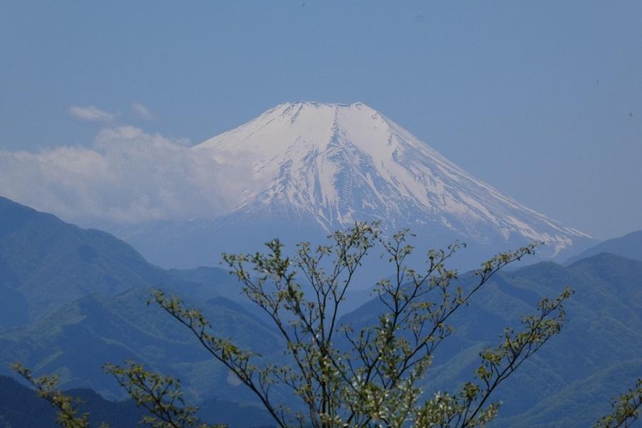 5/8 きょうの富士山_d0288144_22583435.jpg