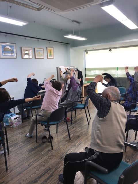 懐メロ体操&健康教室_c0113948_14421170.jpg