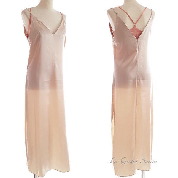 ファッションとランジェリー(3) -背中で魅せる!オープンバックに合うランジェリー_e0219353_13100550.jpg