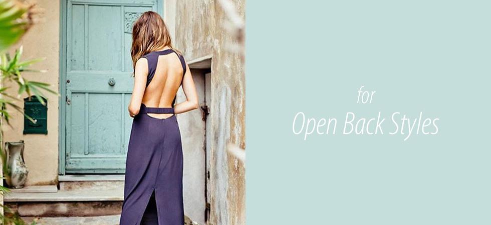 ファッションとランジェリー(3) オープンバックに合うブラは? 2019_e0219353_14112851.jpg