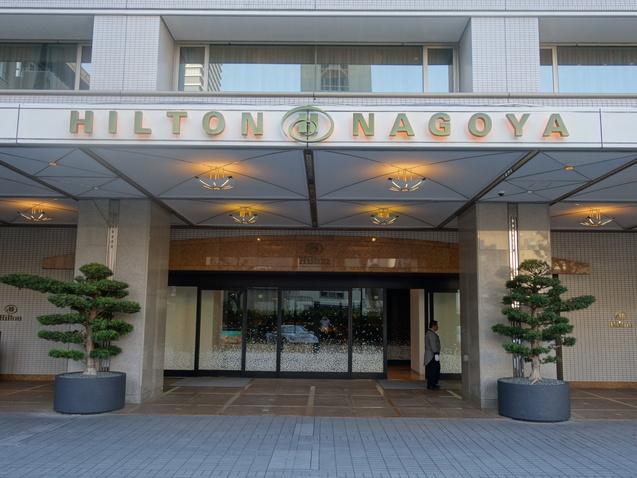 ヒルトン名古屋 (1)_b0405262_2038593.jpg