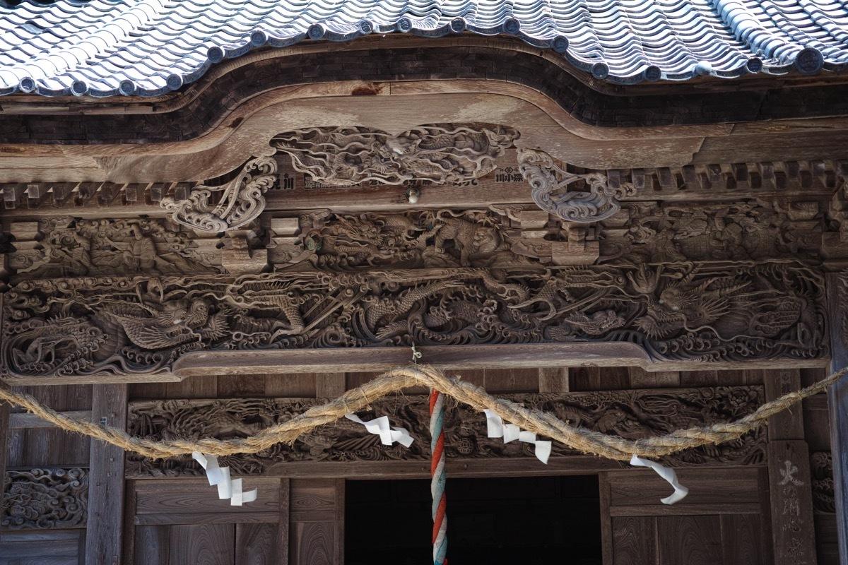 佐渡 牛尾神社_d0133581_10545370.jpg