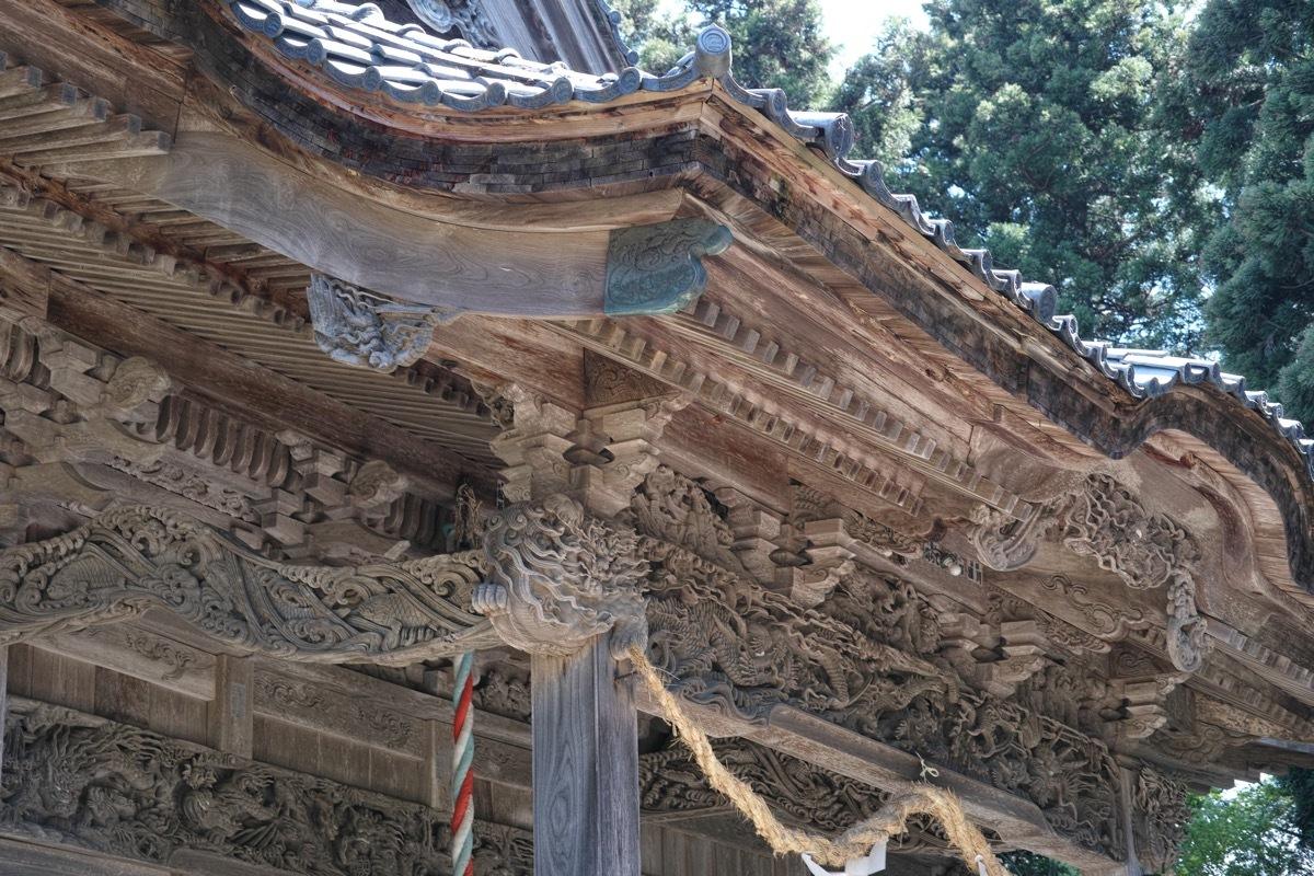 佐渡 牛尾神社_d0133581_10555727.jpg