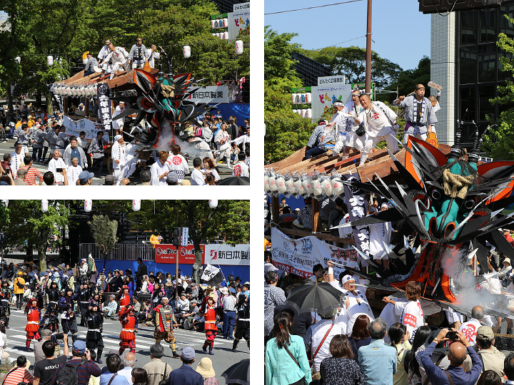 博多どんたく・湯布院の旅_c0313595_18493082.jpg