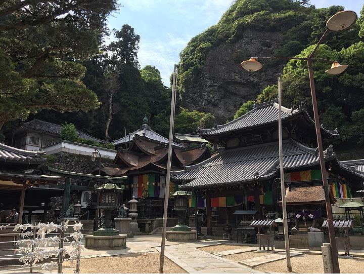 生駒山宝山寺_c0313595_19493648.jpg