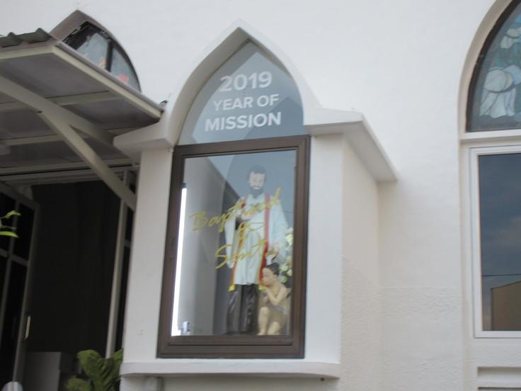 聖フランシスコ・ザビエル教会(マラッカ)_c0212604_21493921.jpg